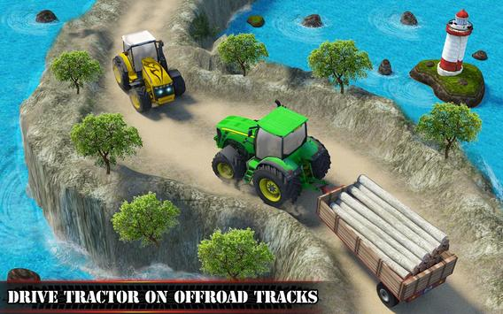 Echt Traktor Fahren Simulator Frei 3d Fahrt für Android - APK ...