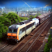 Train Simulator 2017 icon