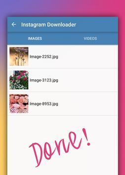 MediaSaver for instagram apk screenshot