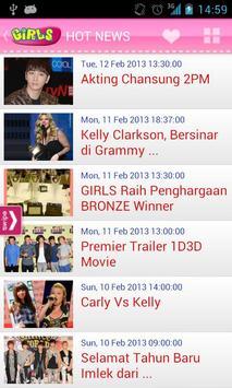 Girls apk screenshot