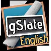 gSlate English icon