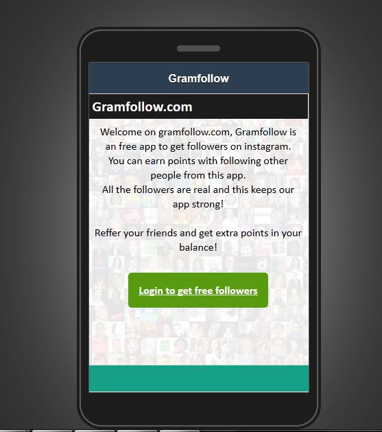Gramfollow for Android - APK Download