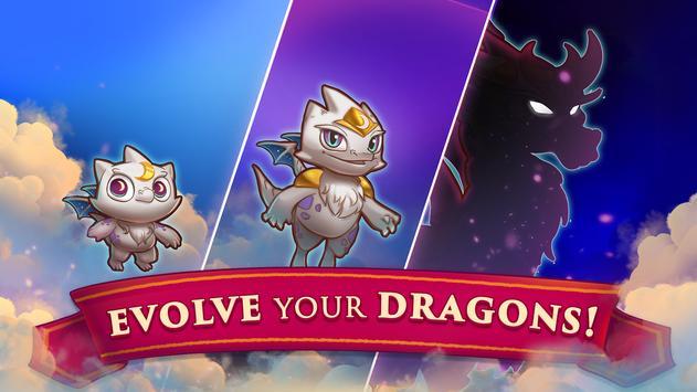 Schermata apk Merge Dragons!