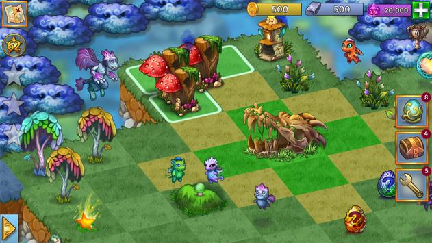 Merge Dragons! APK-screenhot