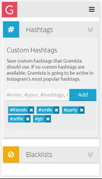 Gramista - Instagram Follower apk screenshot