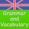 Inglés gramática y vocabulario icono