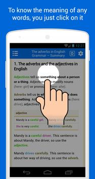 Basic English Grammar screenshot 2