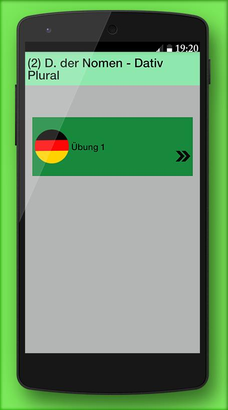 Grammar Exercises German B1 for Android - APK Download