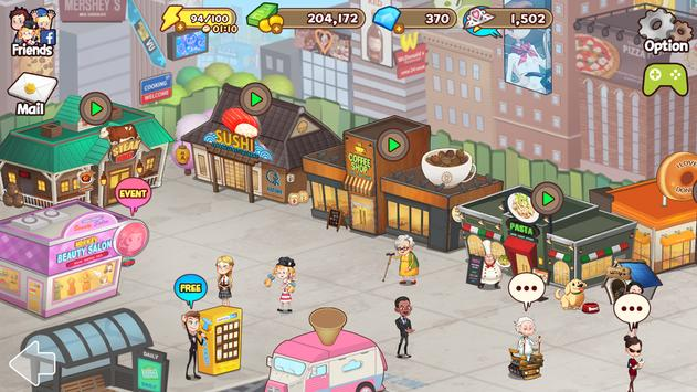 Cooking Adventure™ apk screenshot