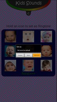 Kids Sounds - Baby Voices apk screenshot