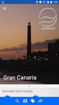 Gran Canaria Guía Ofi. AEBAT poster