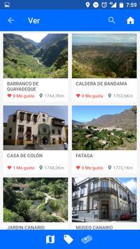 Gran Canaria Guía Ofi. AEBAT apk screenshot