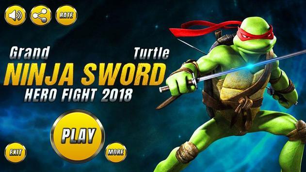 Grand Ninja Turtle 海报