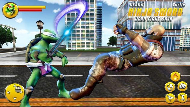 Grand Ninja Turtle 截图 11