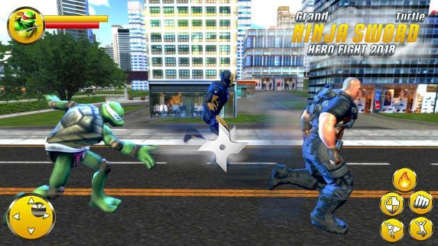 Grand Ninja Turtle 截图 2