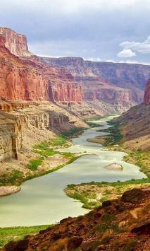 grand canyon live wallpaper poster
