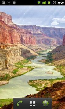 grand canyon live wallpaper apk screenshot