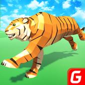 Wild Tiger Jungle Simulator 2018 icon