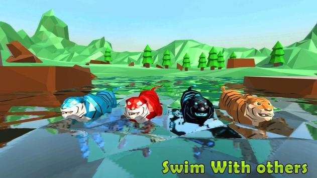 Wild Tiger Jungle Simulator 2018 screenshot 4