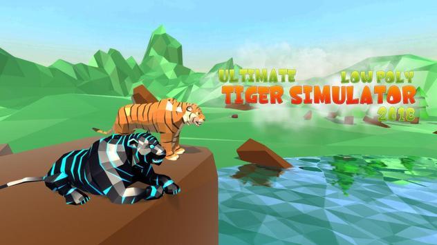 Wild Tiger Jungle Simulator 2018 screenshot 11