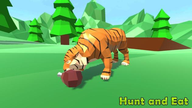 Wild Tiger Jungle Simulator 2018 screenshot 15