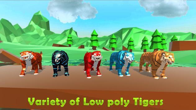 Wild Tiger Jungle Simulator 2018 screenshot 1