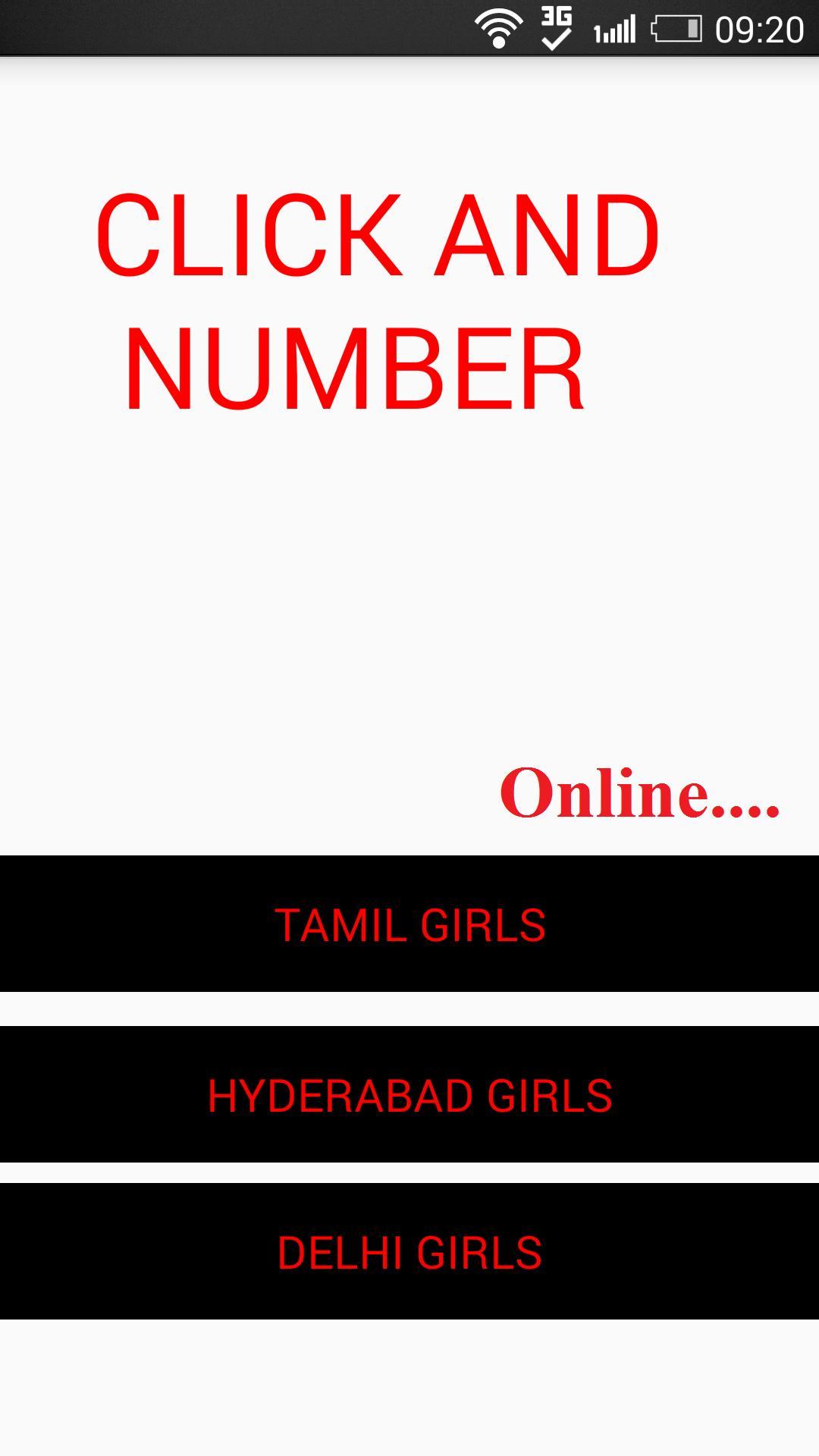 Hyderabad girls chat
