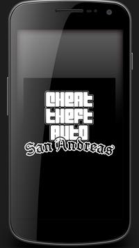 Cheat-Code for GTA San Andreas apk screenshot