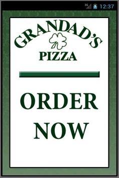 Grandad's Pizza II poster