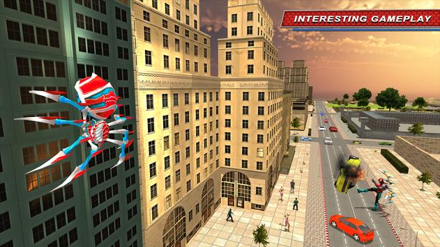 Spider Robot War Machine 18 - Transformation Games screenshot 3