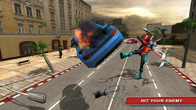Spider Robot War Machine 18 - Transformation Games screenshot 1