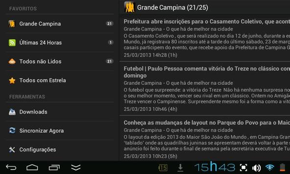 Grande Campina apk screenshot