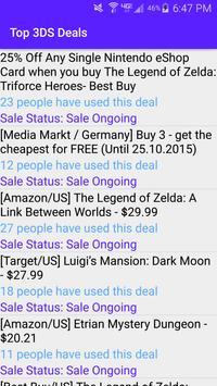 Top 3DS Deals poster