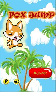 FOX JUMPS poster