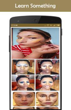Makeup Tutorial Contouring screenshot 3
