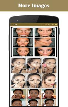 Makeup Tutorial Contouring poster