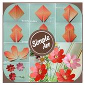 Origami Flower Tutorials icon