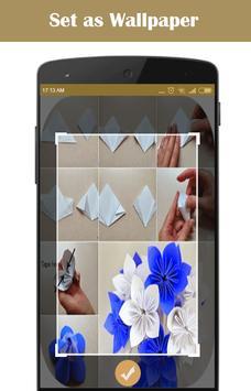 Origami Flower Tutorials screenshot 2