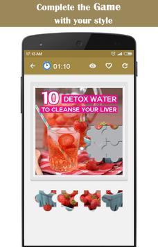 Detox Water Drinks Recipes screenshot 4