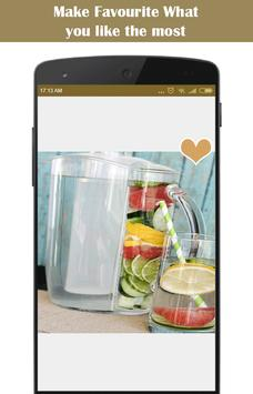 Detox Water Drinks Recipes screenshot 1