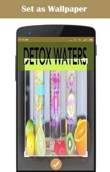 Detox Water Drinks Recipes screenshot 2