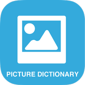 Offline Picture Dictionary icon