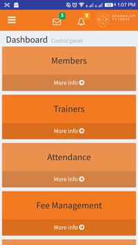 My Gym App apk screenshot