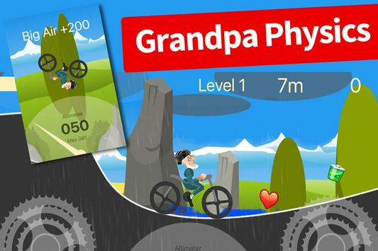 Bike Physics - Mountain Rider poster