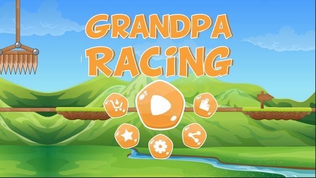 Grandpa Racing poster