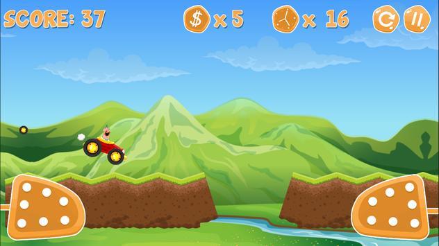 Grandpa Racing screenshot 2