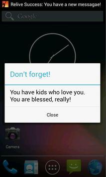 Relive Success apk screenshot