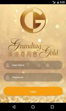 GTGold poster