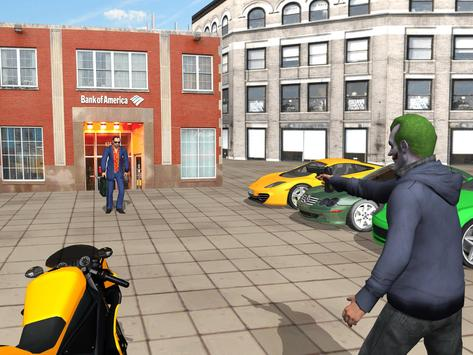 Crime City Gangster game apk screenshot