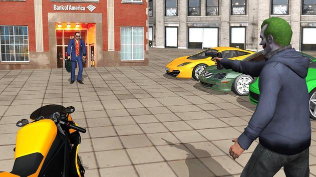 Crime City Gangster game screenshot 1